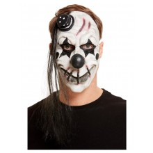 Latexmask Läskig Clown