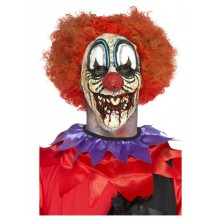 Latexskumprotes Zombie Clown