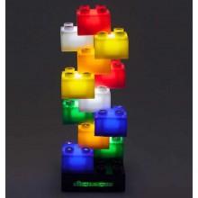 LED Light Stax - Bygg Din Egen Lampe 12-deler