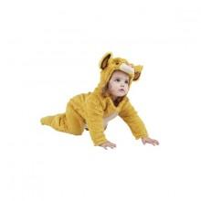 Løvenes konge Simba Karnevalskostyme Barn