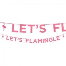 Girlander Flamingo Let´s Flamingle 3m