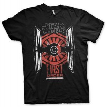 Star Wars First Order Distressed-T-Skjorte