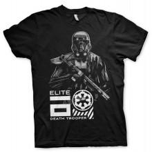 Star Wars Rouge One Elite Death Trooper T-Skjorte