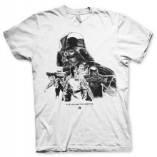 Star Wars Rogue One The Galactic Empire T-Skjorte