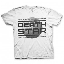 Star Wars Rogue One DS-1 Orbital Battle Station T-Skjorte