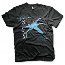 Star Wars The Last Jedi X-Wing t-skjorte