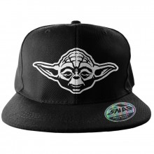 Star Wars Yoda Snapback-Kaps