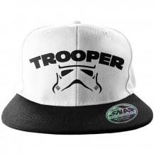 Star Wars Trooper Snapback-Kaps