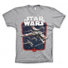 Star Wars Red Squadron T-skjorte
