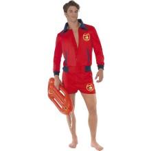 Kostyme Baywatch Badevakt