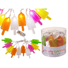 Lyslenke Lollies 1,65 m LED