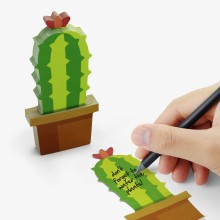 Kaktus Sticky Notes 150 stk