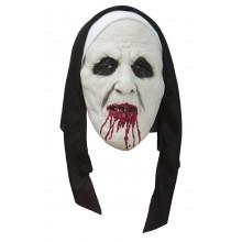 Maske Skummel Nonne