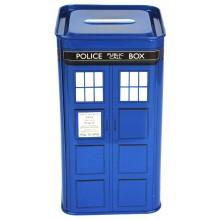 Doctor Who Tardis Sparebøsse