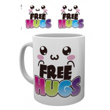 Kawaii-Kopp Free Hugs