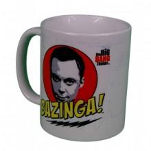 Big Bang Theory Sheldon Bazinga Kopp