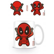 Deadpool Kopp Kawaii