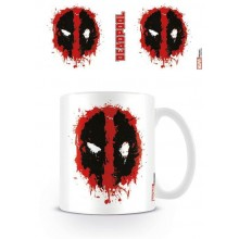 Deadpool Kopp Splat