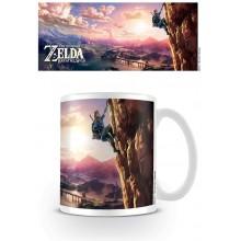 Zelda Krus Breath Of The Wild Climb