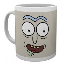Rick And Morty Krus Rick Face