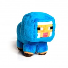 Minecraft Baby Blue Sheep Kosedyr