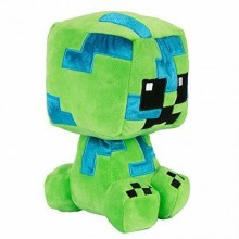 Minecraft Crafter Charged Creeper Mjukisdjur