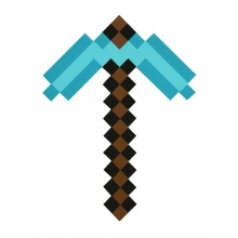 Minecraft Diamond-hakke