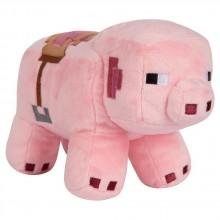 Minecraft Saddled Pig Kosedyr