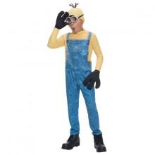 Minions Kevin Karnevalskostyme Barn