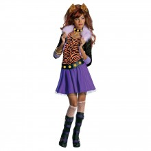 Monster High Clawdeen Kostyme Barn