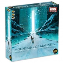 Mountains Of Madness, Strategispel