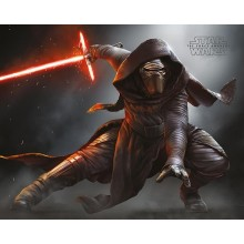 Star Wars Kylo Ren Warrior 40 X 50 Poster