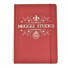 Harry Potter Notatbok Muggle Studies