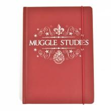 Harry Potter Notatbok Muggle Studies