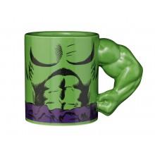 Marvel Krus Med 3D-Arm Hulken