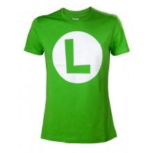 Nintendo Luigi T-Skjorte