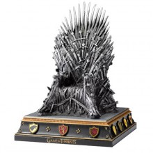 Game Of Thrones The Iron Throne Bokstøtte