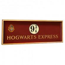 Harry Potter Skilt Plattform 9 3/4