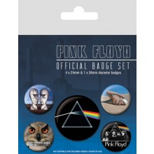 Pink Floyd Buttons