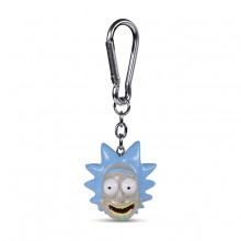 Rick and Morty 3D Nyckelring Rick