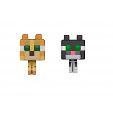 Minecraft POP! Vinyl Ocelot / Tuxedo Cat