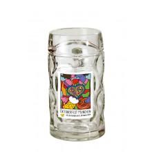 Oktoberfest Glass Seidel 2014 0,5L