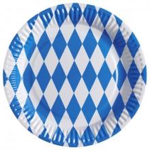 Oktoberfest Tallrikar