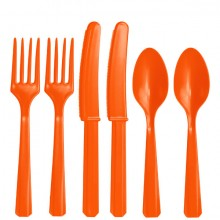 Bestikk Oransje 24-Pakning