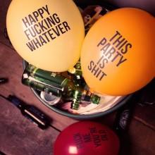 Krenkende Partyballonger