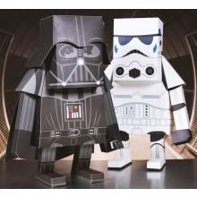 Star Wars Papirfigur