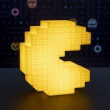 Pac-Man Piksel Lampe