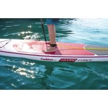 Paddle Board Rød