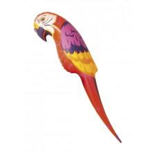 Oppblåsbar Papegøye