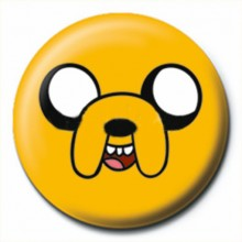 Adventure Time Button Jake